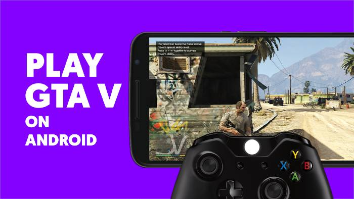 GTA 5 on Android with Vortex