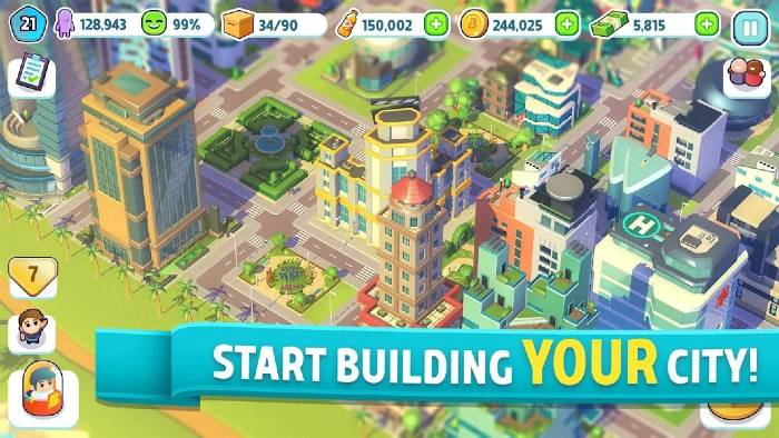 City Mania for Android
