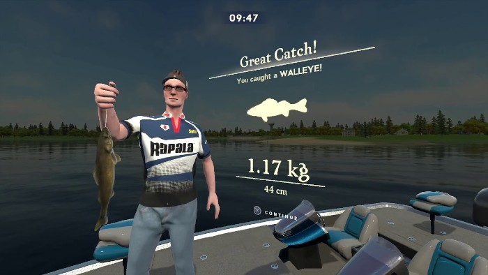 Rapala Fishing: Pro Series On Xbox One
