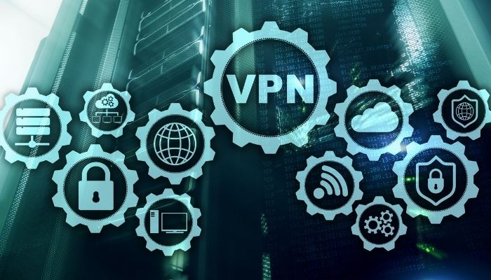Connect to a VPN server