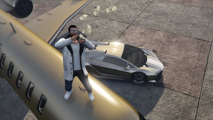 How to share money in GTA Online