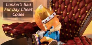 Conker's Bad Fur Day Cheat Codes