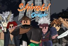 Shinobi Origin Codes – Roblox