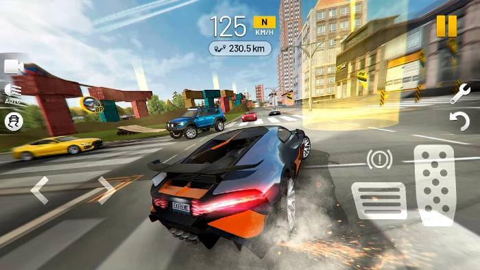 Extreme Car Driving Simulator Unlimited Money MOD