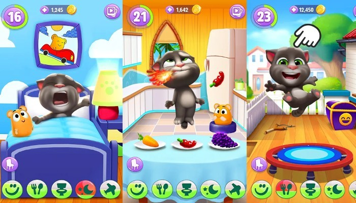 My Talking Tom 2 for Android